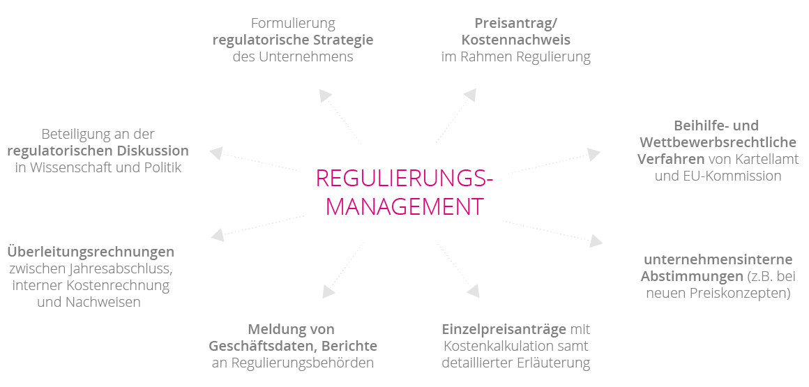 Infografik Regulierungsmanagement