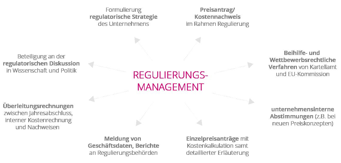 Infografik Regulierungsmanagement